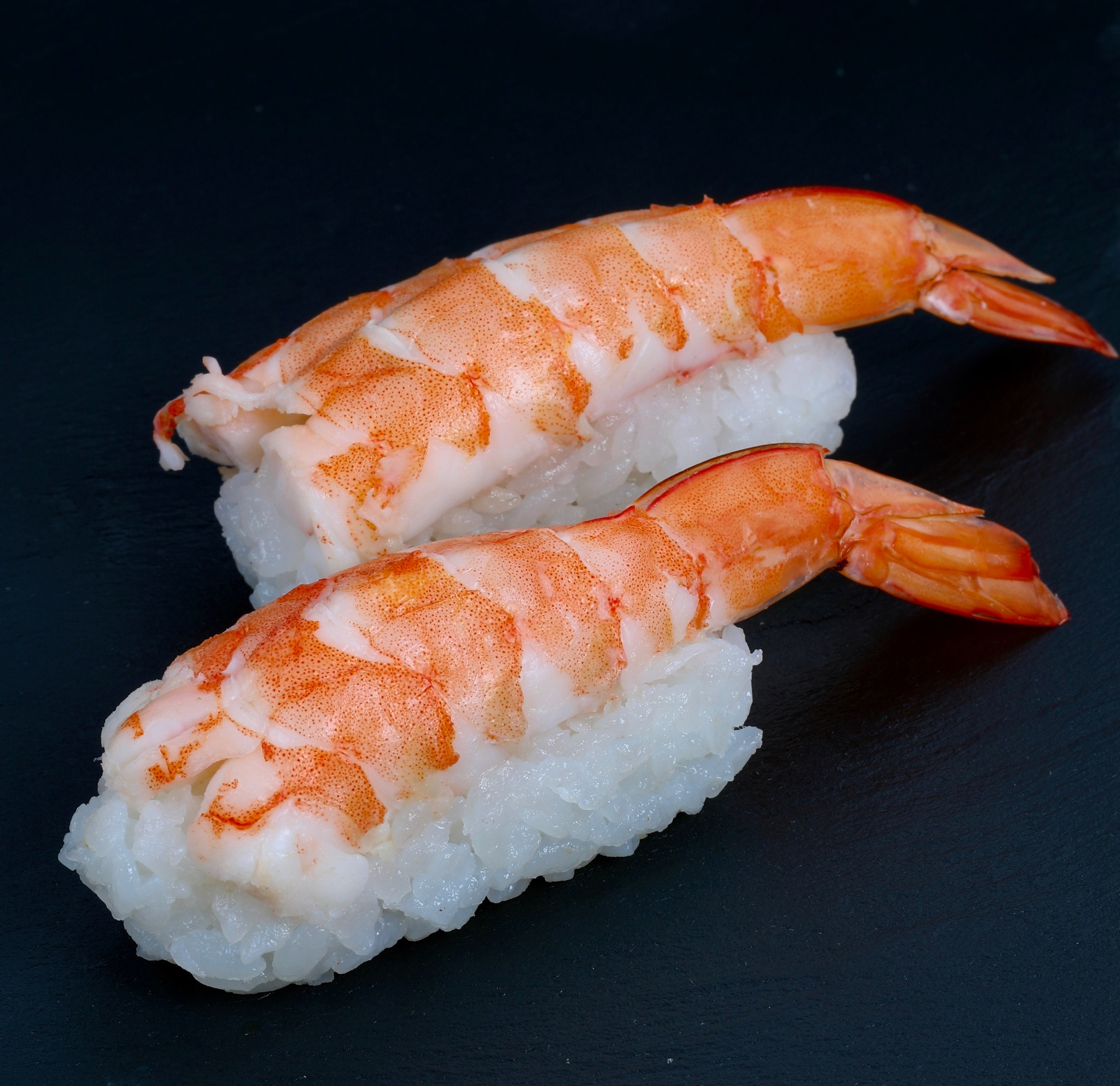 sushis crevettes