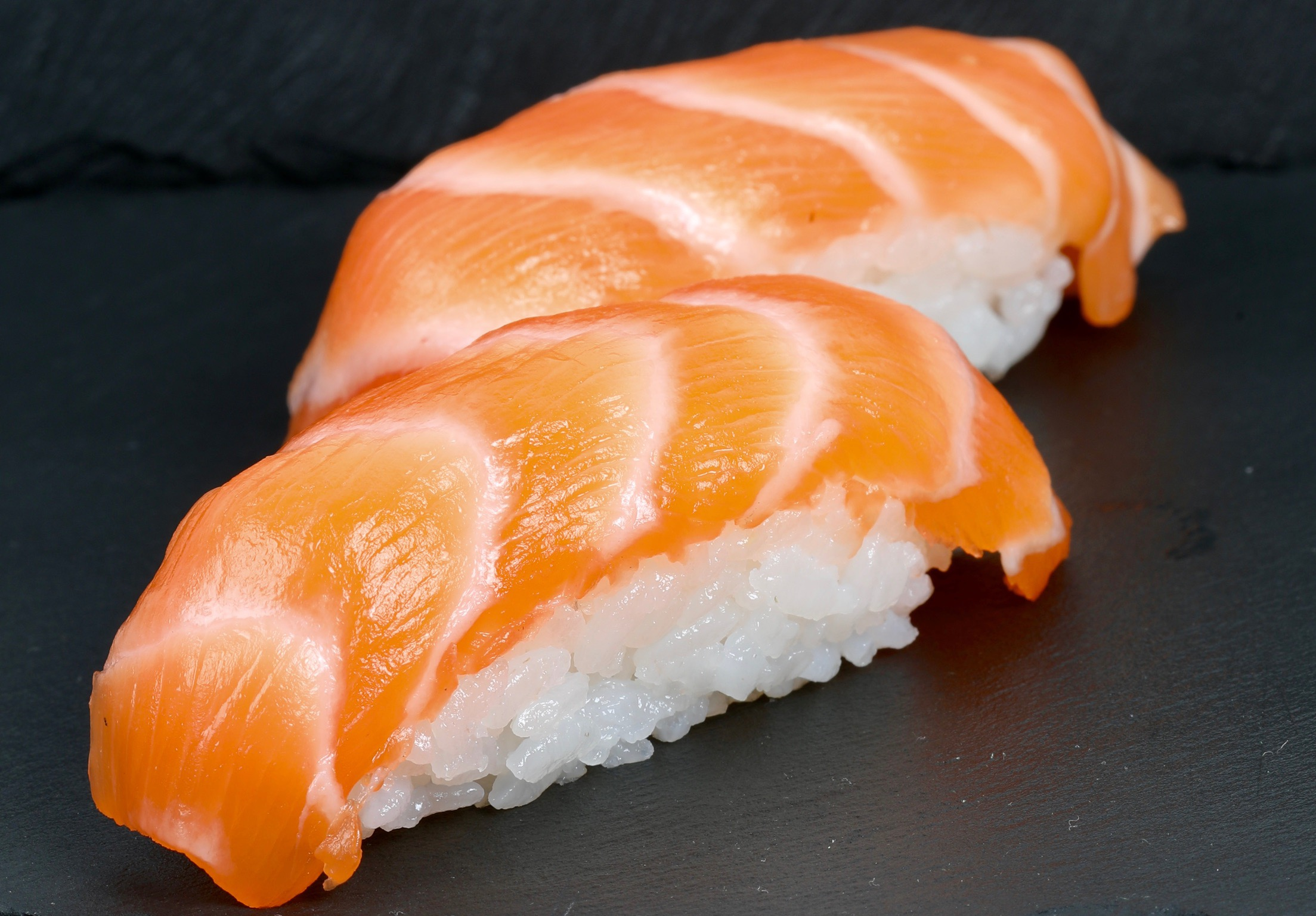sushis saumon